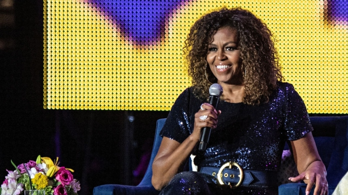Michelle Obama's New Instagram Series Follows