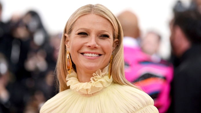 Gwyneth Paltrow Is Friends with Princess