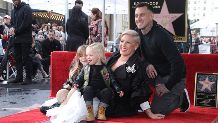 Pink Responds to Mom-Shaming Over Kids