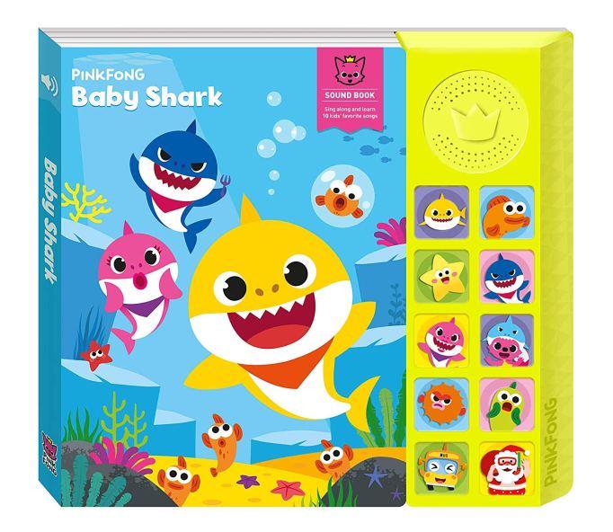 'Baby Shark' sound book
