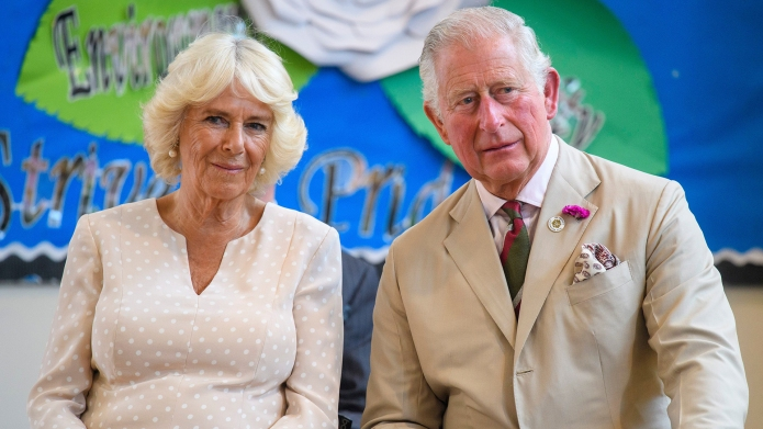 Prince Charles and Camilla Duchess of