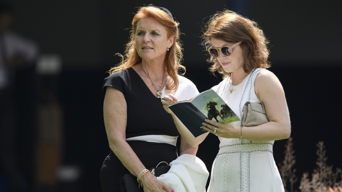 Sarah Ferguson, Duchess of York, &