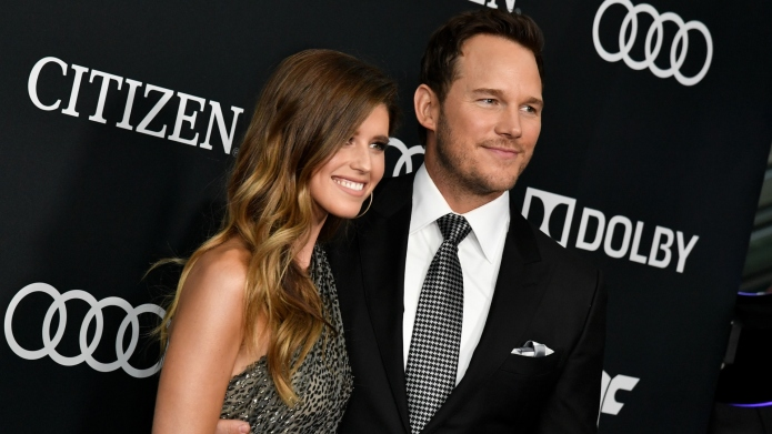 Katherine Schwarzenegger Gives Chris Pratt Pigs
