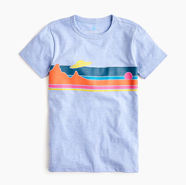 Stylish Back to School Clothes: UFO T-Shirt