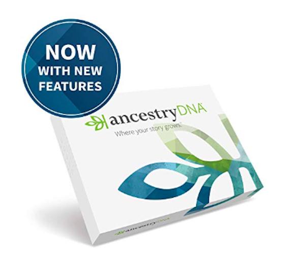 AncestryDNA Genetic Testing Kit