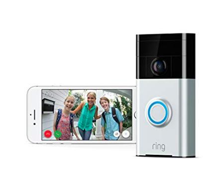 Ring Video Doorbell System
