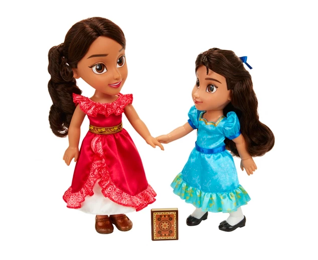 Elena of Avalor & Isabel Deluxe Doll Pack