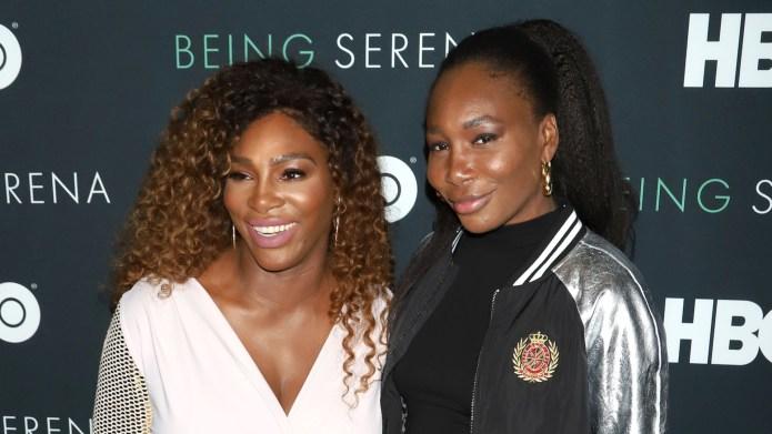 Serena Williams Teases Sister Venus Williams