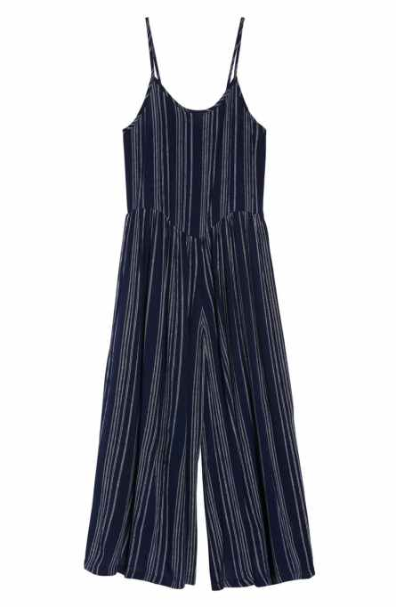 Stylish Back to School Clothes: Flowy Jumpsuit