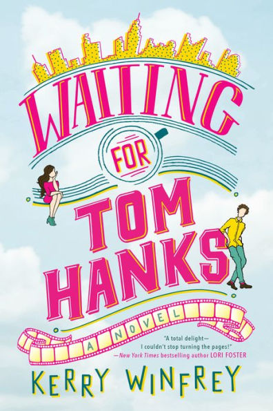 """Best Beach Reads: """"Waiting For Tom Hanks"""" by Kerry Winfrey"""
