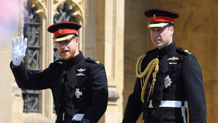 Prince William Disapproves of Prince Harry