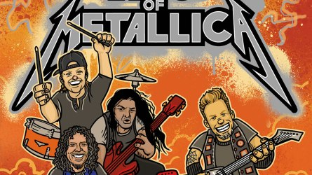 abcs of metallica book