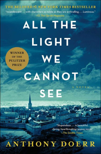 """Best Beach Reads: """"All the Light We Cannot See"""" by Anthony Doerr"""