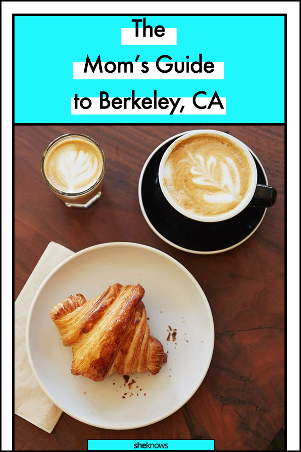 Mom Guide to Berkeley California