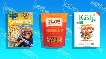 Healthy Cereals That Your Kids Will