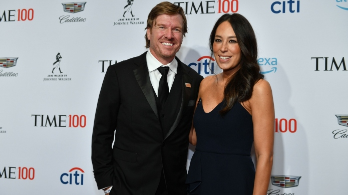 Chip Gaines and Joanna Gaines.