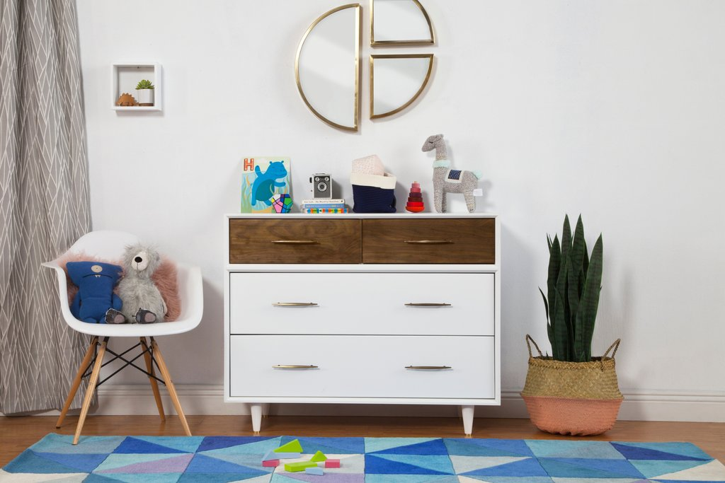 Christina Anstead Nursery: Eero 4-Drawer Assembled Dresser