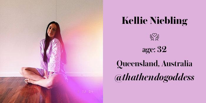 endometriosis activist kellie niebling