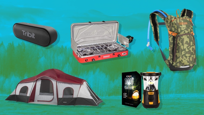 The Camping Supplies You'll Need for