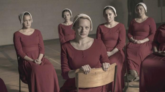 'Handmaid's Tale' season three.