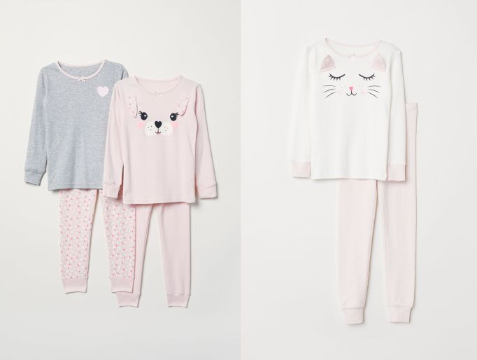 Baby & Kid Recalls 2019: H&M Pajamas
