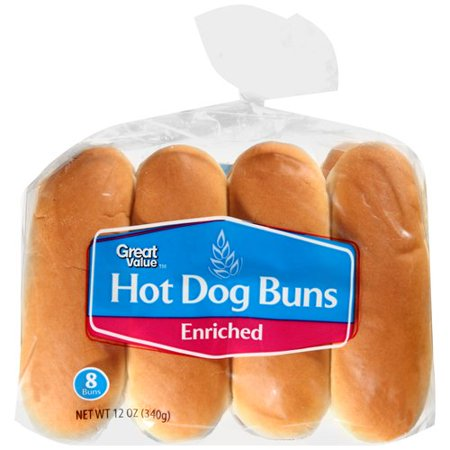 Hot Dog & Hamburger Buns