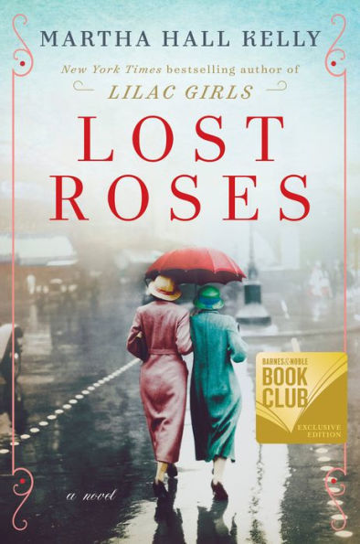 """Best Beach Reads: """"Lost Roses"""" by Martha Hall Kelly"""
