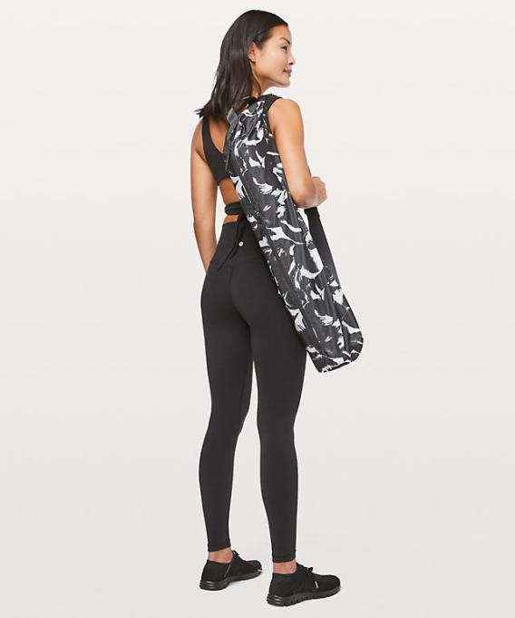 Lululemon Get Rolling Yoga Mat Bag 17L, $49, at lululemon.com