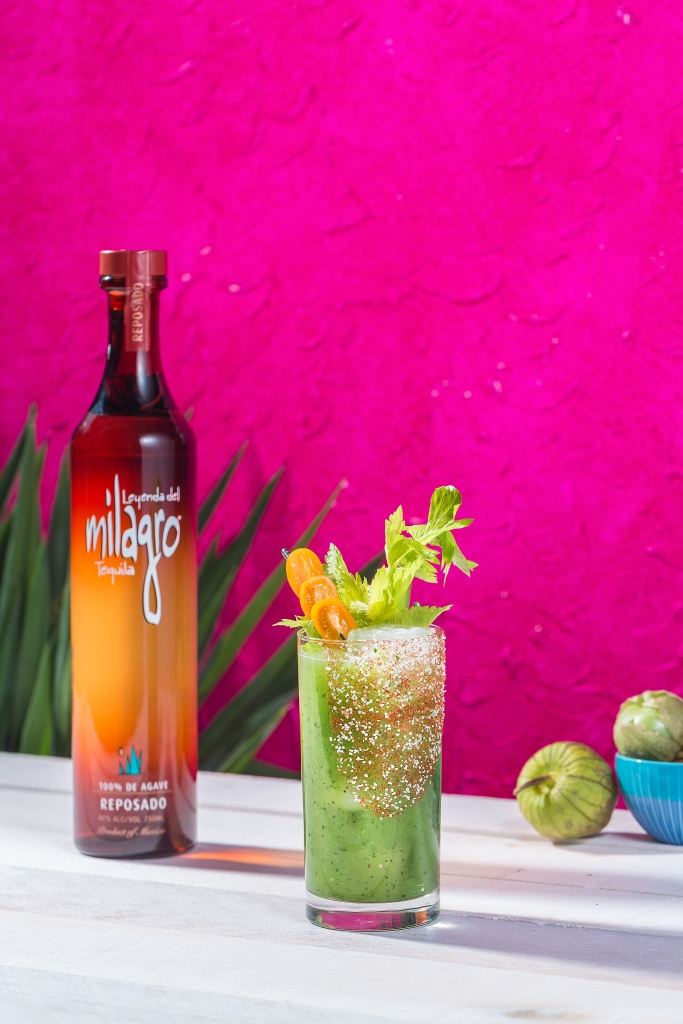 Tequila Cocktail Recipes: Maria Verde