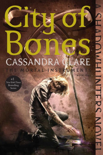 """Best Beach Reads: """"The Mortal Instruments"""" by Cassandra Clare"""