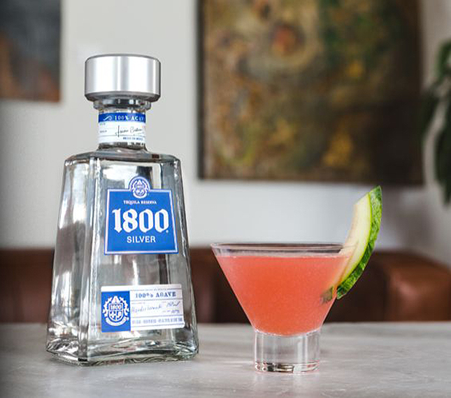 Tequila Cocktail Recipes: Nectar Twist