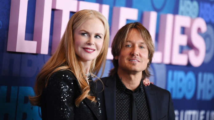 Keith Urban Wore a Big Little Lies Sweater for Nicole Kidman & Laura Dern Had the Best Reaction