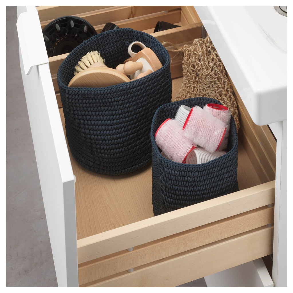The Best Items from Ikea's 2020 Catalogue: NORDRANA Baskets