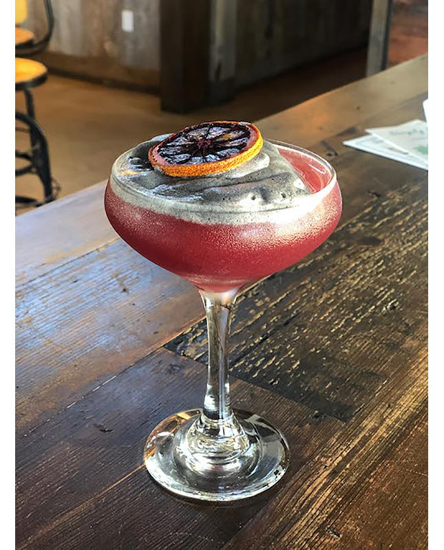 Tequila Cocktail Recipes: Nosotros Blood + Sand