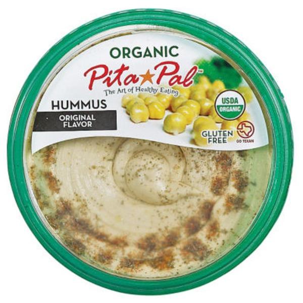 Pita Pal Hummus
