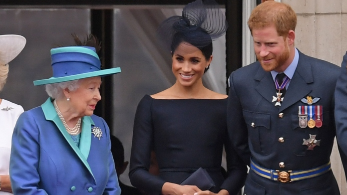Queen Elizabeth Feared She Wouldn't Be Alive to Meet Prince Harry & Meghan Markle's Firstborn