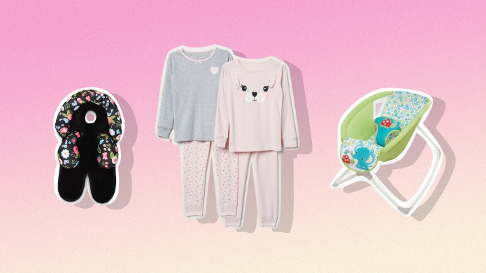Recalled baby items