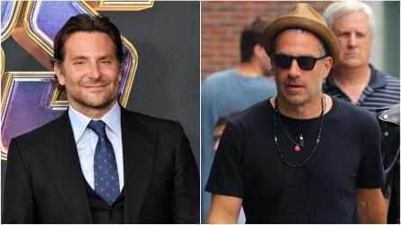 Bradley Cooper; Christian Carino.