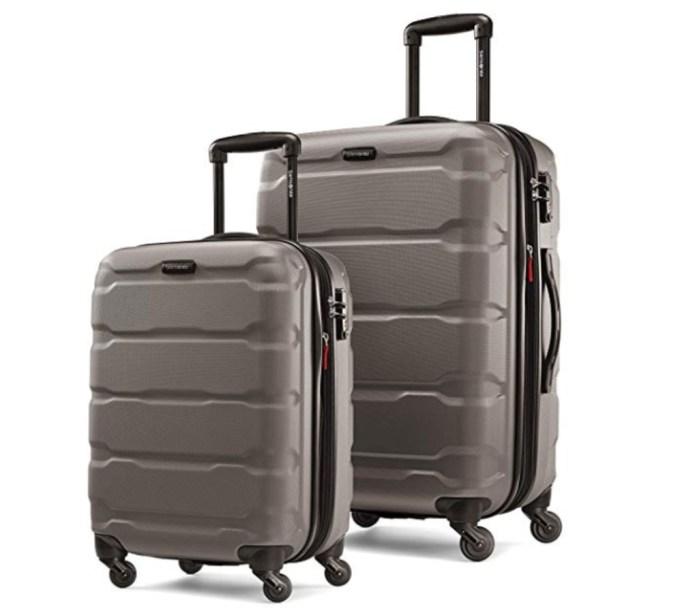 Samsonite Omni Luggage