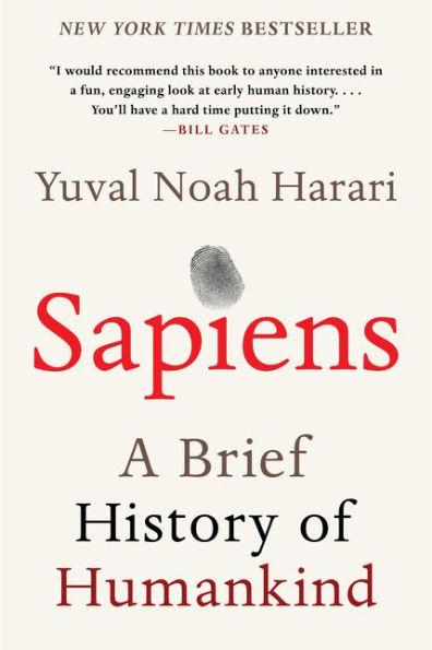 "Best Beach Reads: ""Sapiens: A Brief History of Humankind"" by Yuval Noah Harari"