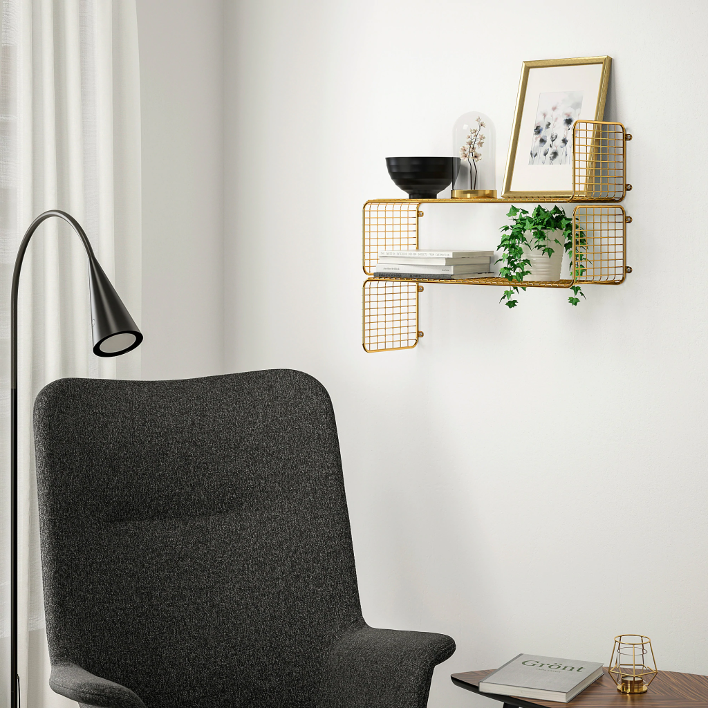 The Best Items from Ikea's 2020 Catalogue: SVENSHULT Wall Shelf
