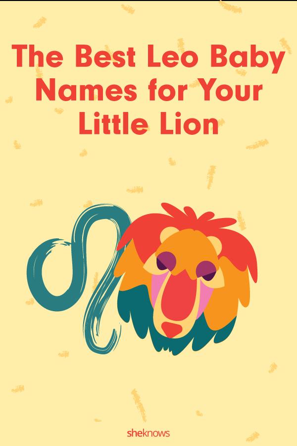 Leo Baby Names