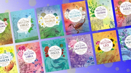 The Little Book of Self-Care series
