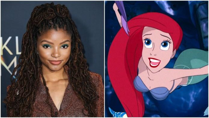 'The Little Mermaid' Disney casting.