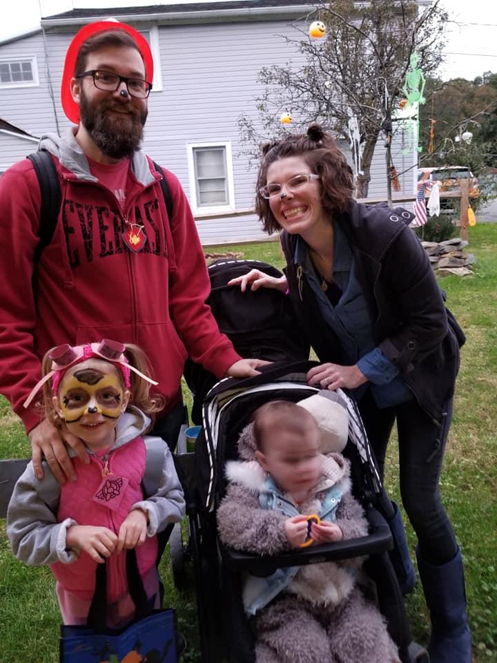 Wellbank family photo
