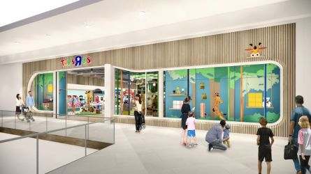 new toys r us store design