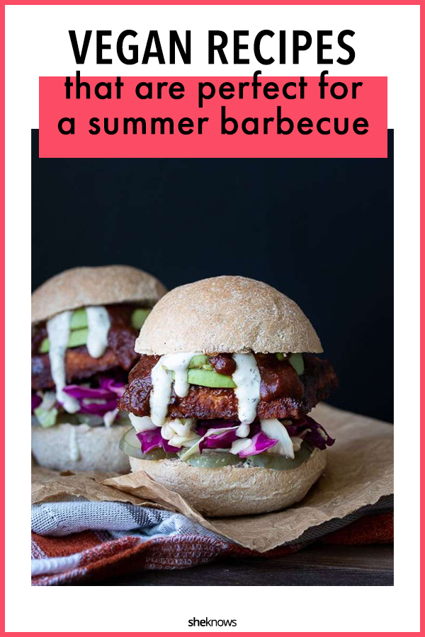 Vegan Barbecue Recipes
