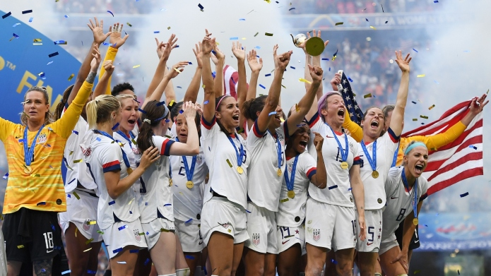 USWNT World Cup Win.