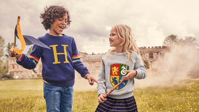 Mini Boden's Harry Potter Collection
