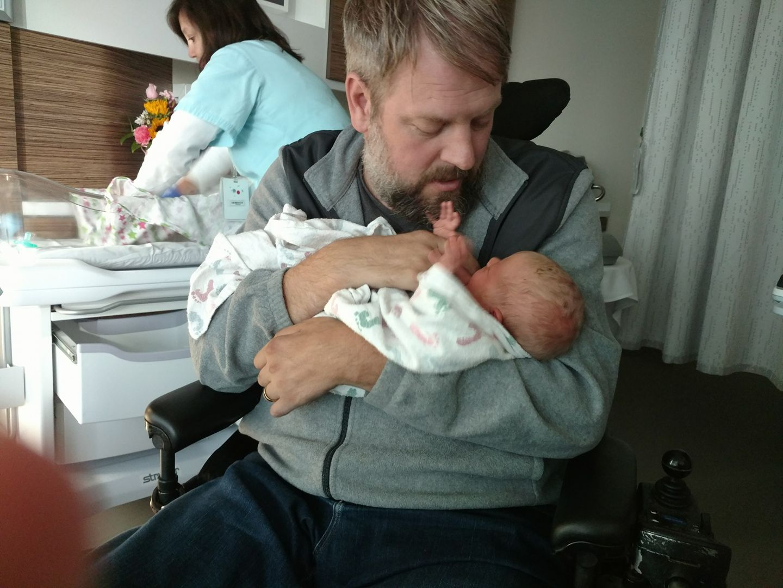 Laura Dorwart husband new baby